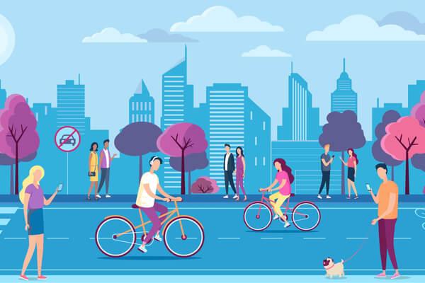 初めて交通事故にあった人のための『自転車の過失割合』静岡の弁護士が解説